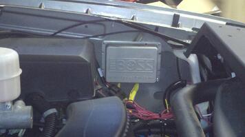 Vehicle Control Module
