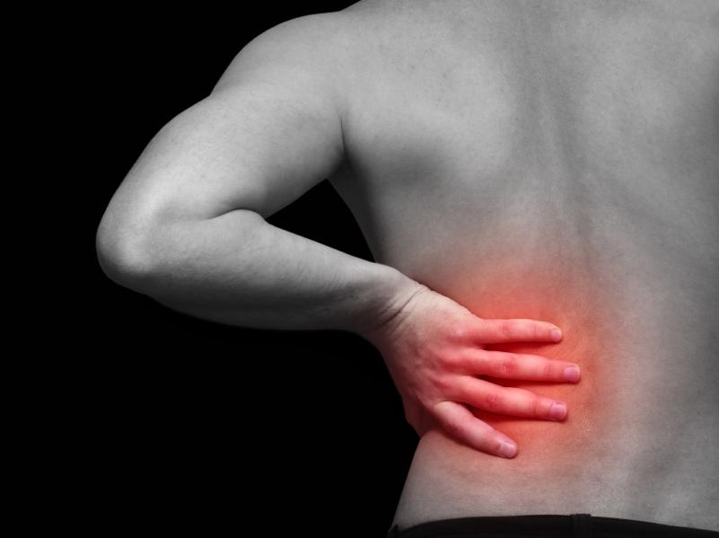 back injuries