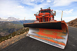 Corroded Snow Plow