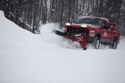 BOSS DXT Snowplow